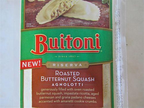 Buitoni Roasted Butternut Squash Agnolotti