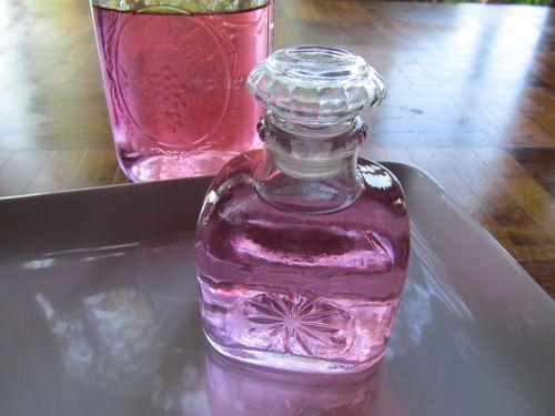Chive Flower Vinegar